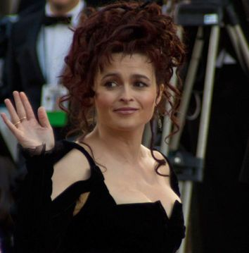 """I think my mouth just opens, and I spontaneously say things that occur to me."" -- Helena Bonham Carter (Photo by: David Torcivia"